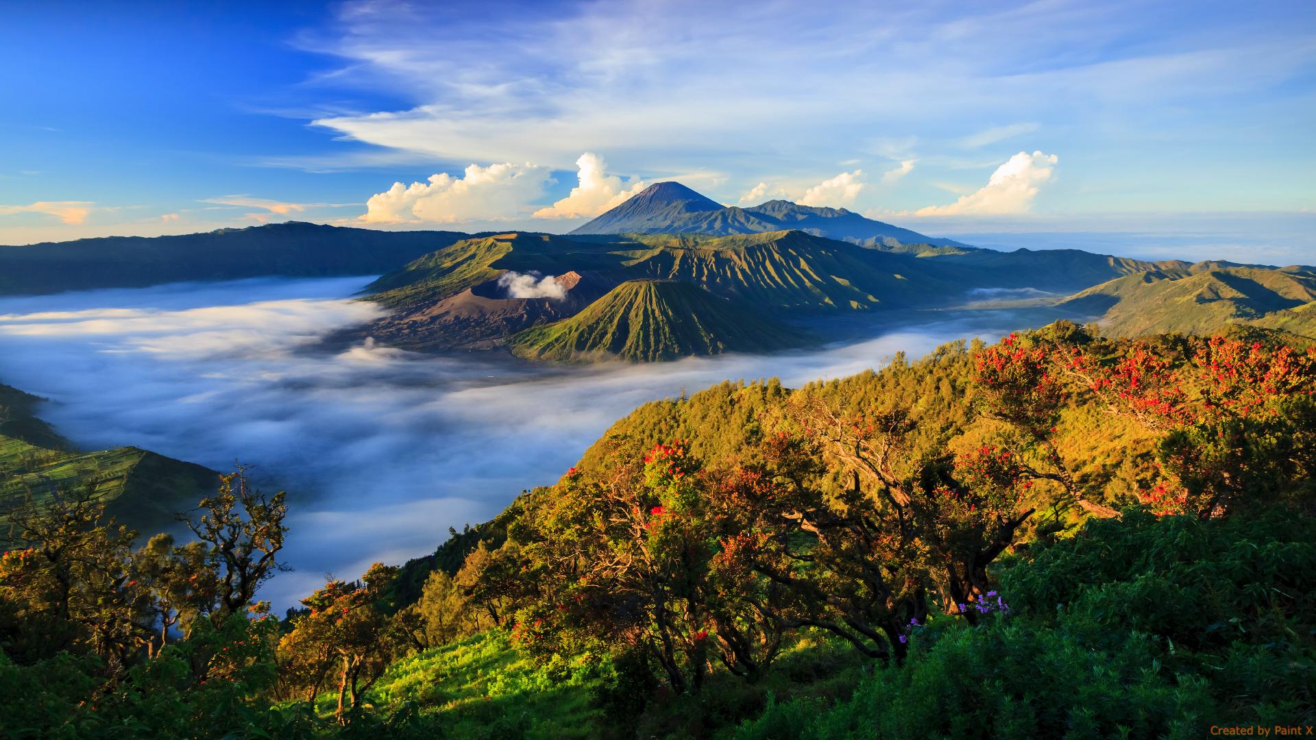 Descoperiți 7 Minuni naturale în Indonezia