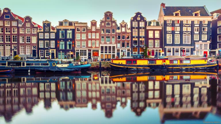 Ce puteți vizita într-o singură zi în Amsterdam