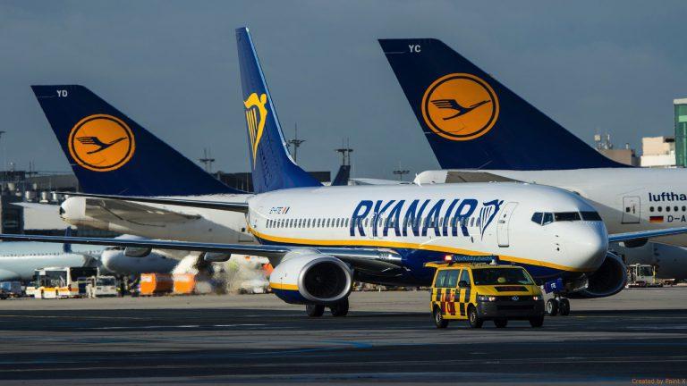 Parteneriatul Laudamotion și Ryanair a început oficial