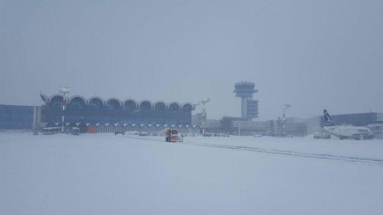 Program de zbouri Aeroport Otopeni plecări și sosiri