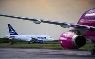 TAROM a lansat astăzi zborurile Iași - Timișoara. Prima cursă a avut loc la ora 13:3o.