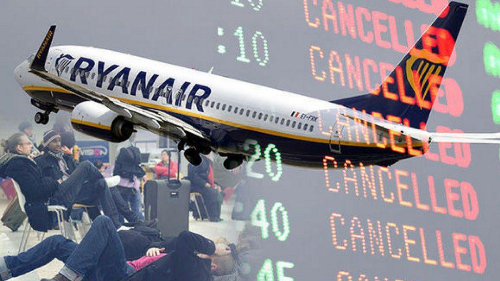 Avertizare Ryanair - Greva controlorilor de trafic aerian din vestul Europei