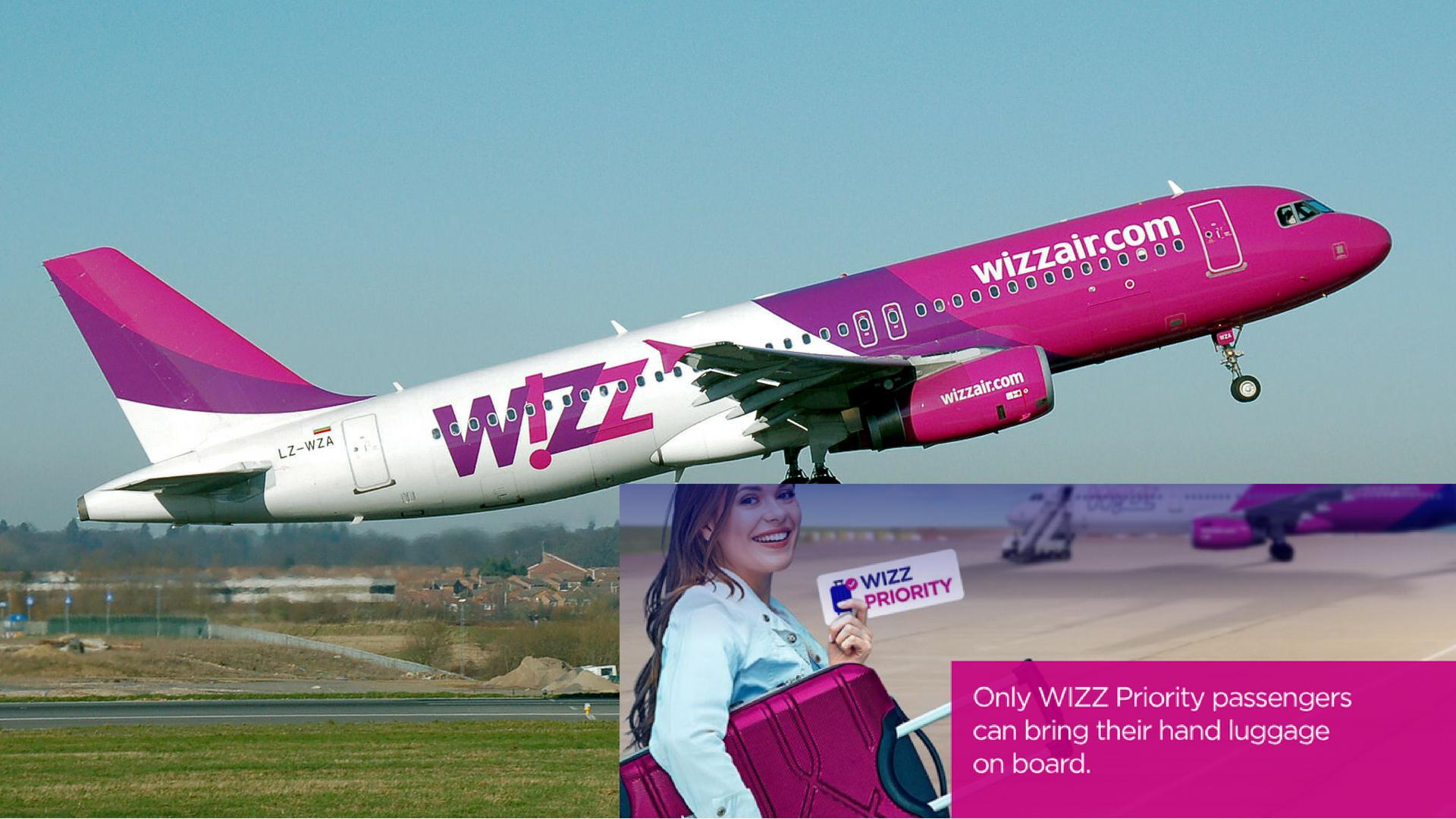 Schimbări Wizz Air în Privința Bagajelor De Mână Air24