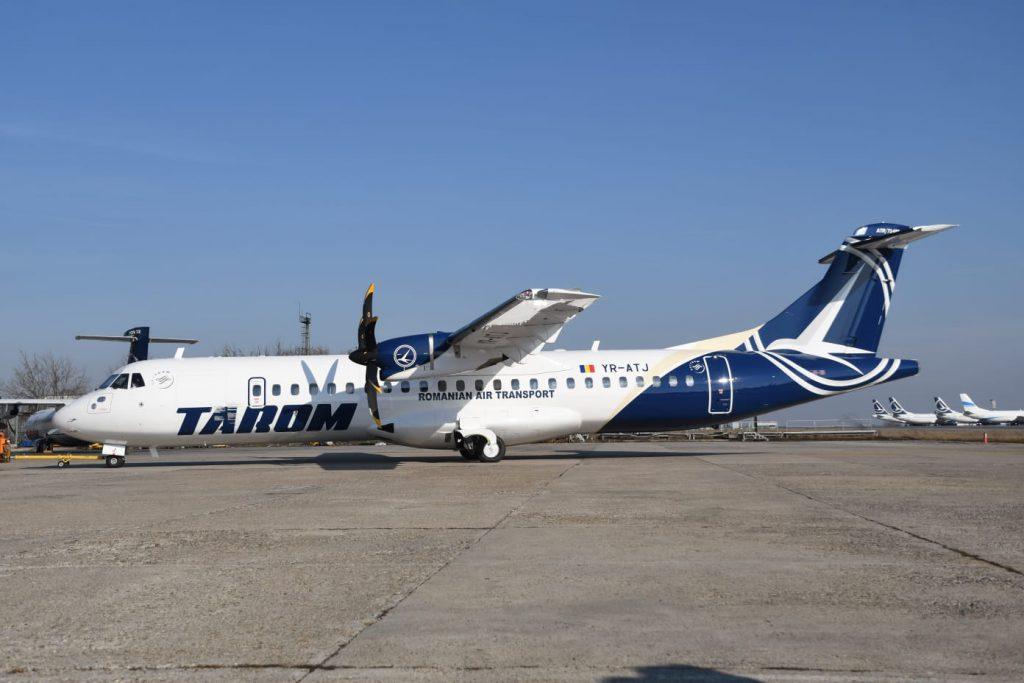 Noile avioane TAROM ATR 72-600 au sosit în flota companiei săptămâna aceasta. Până la finalul lunii vor mai sosi doua, iar până la finalul anului 2020 încă alte 7.