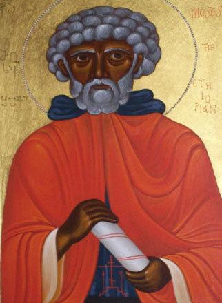 Calendar ortodox 28 august Sfantul Moise Etiopianul