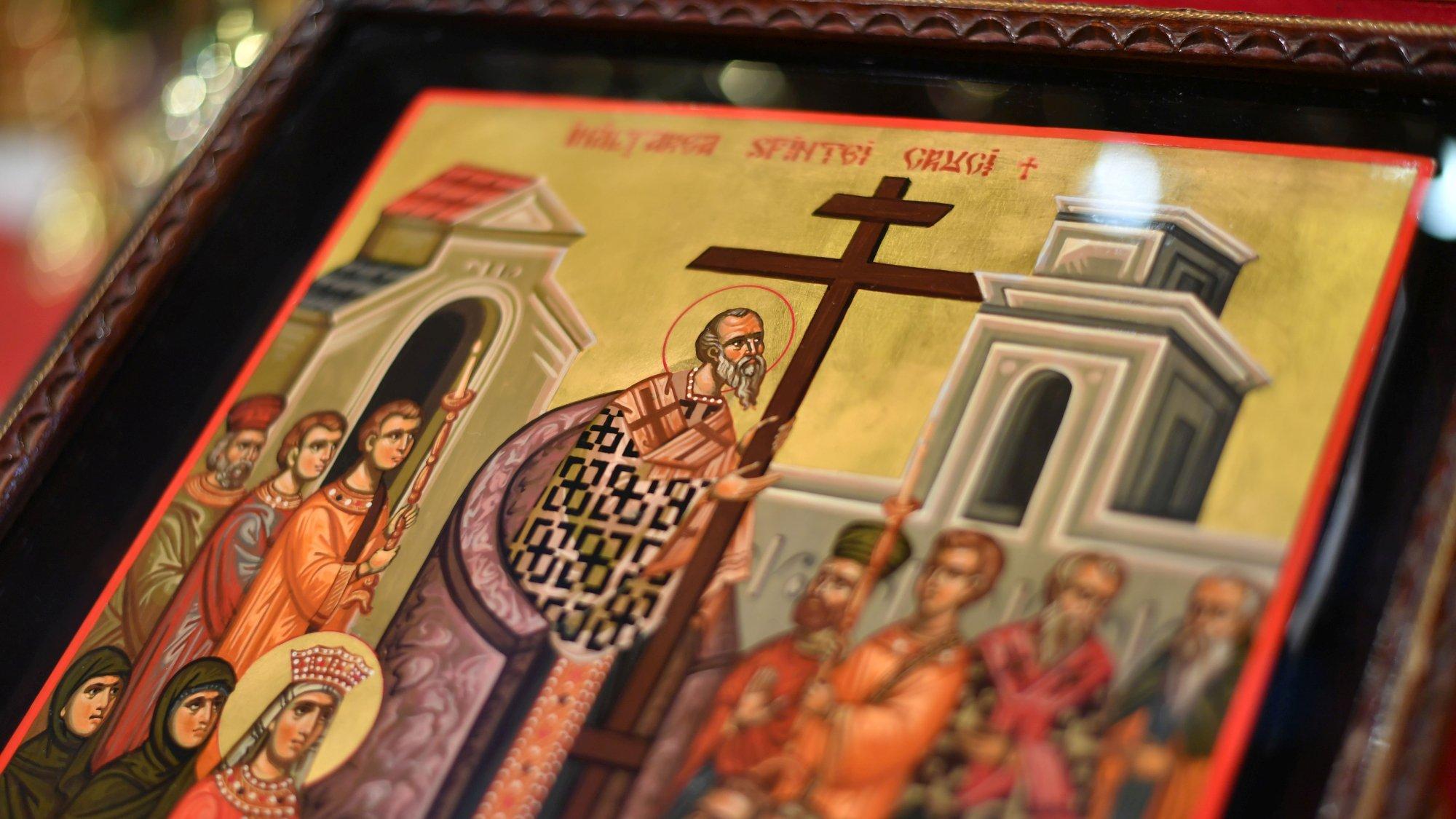 Calendar Ortodox 14 septembrie, Înălțarea Sfintei Cruci ...