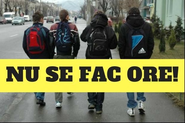 Lista scolilor din Scenariul Roșu București