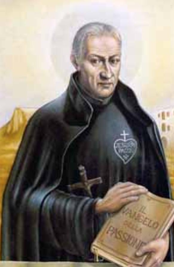 Sfantul Paul al Crucii sfant marcant in calendarul catolic pe 19 octombrie
